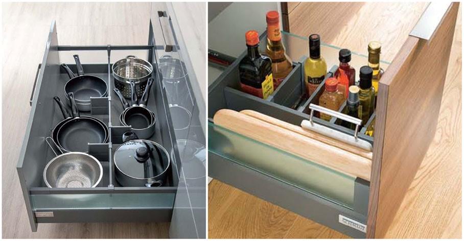 Schmidt products accessories details for Smart kitchen accessories